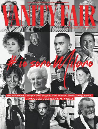 Vanity Fair Italia 11 2020