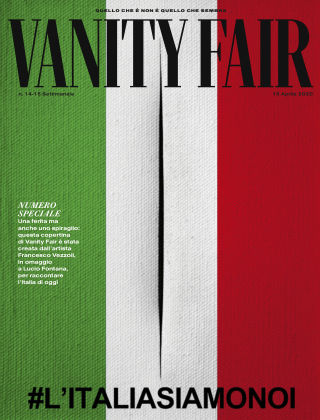 Vanity Fair Italia 14 2020