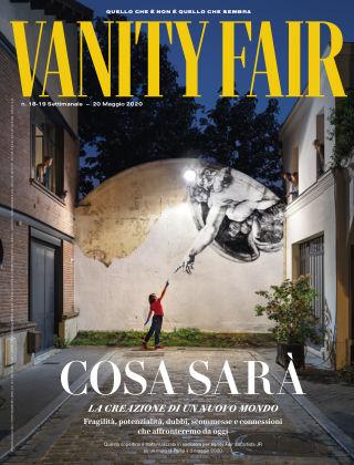Vanity Fair Italia 18 2020