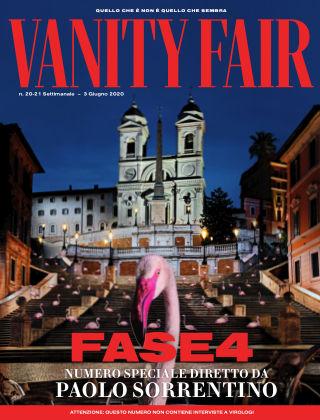 Vanity Fair Italia 20 2020