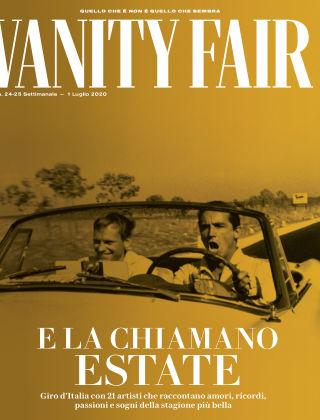 Vanity Fair Italia 24 2020