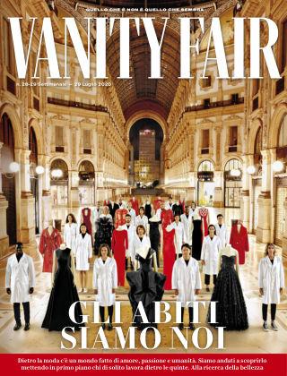Vanity Fair Italia  2020