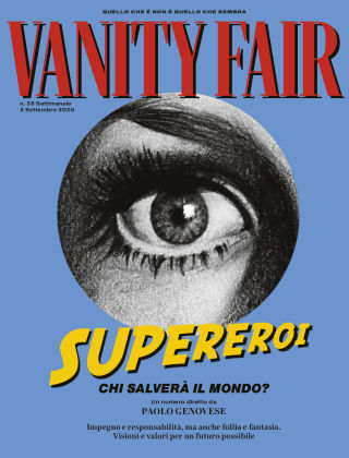 Vanity Fair Italia 35 2020