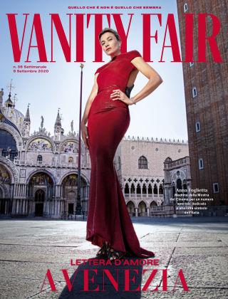 Vanity Fair Italia 36 2020