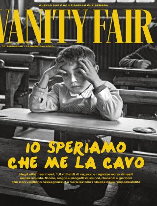 Vanity Fair Italia 9 2020