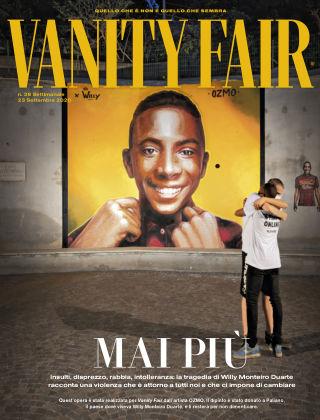 Vanity Fair Italia 38 2020