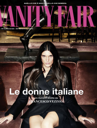 Vanity Fair Italia 39 2020