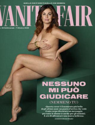 Vanity Fair Italia 40 2020