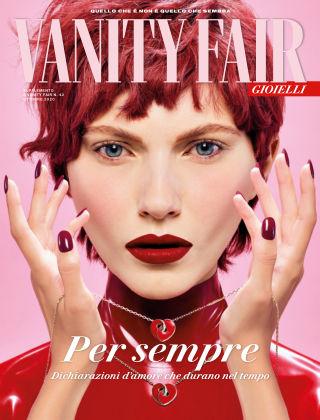 Vanity Fair Italia 42 2020