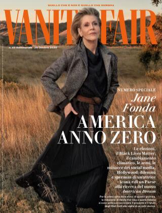 Vanity Fair Italia 43 2020