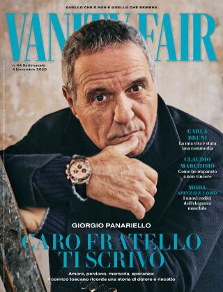 Vanity Fair Italia 44 2020