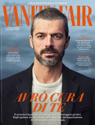 Vanity Fair Italia 48 2020