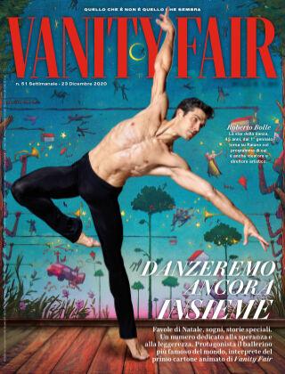 Vanity Fair Italia 51 2020