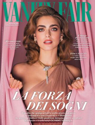 Vanity Fair Italia 1 2021