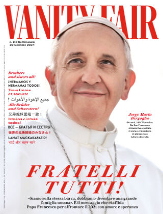 Vanity Fair Italia 3 2021