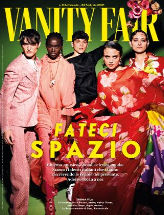 Vanity Fair Italia 8 2021