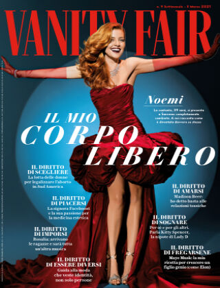 Vanity Fair Italia 9 2021
