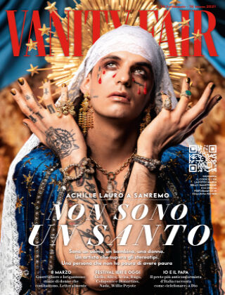 Vanity Fair Italia 10 2021