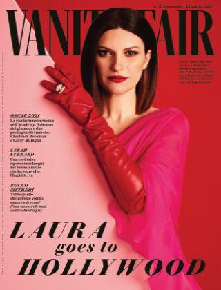 Vanity Fair Italia 17 2021