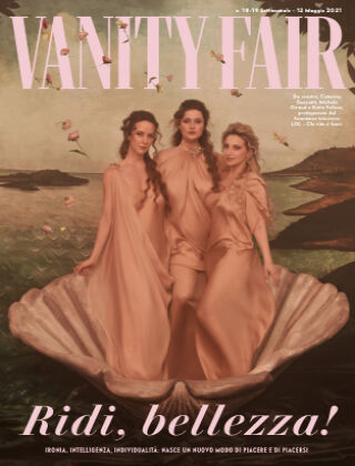 Vanity Fair Italia 18 2021