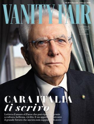 Vanity Fair Italia 23 2021
