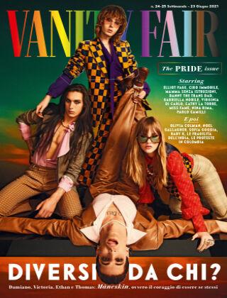 Vanity Fair Italia 25 2021