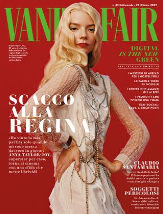 Vanity Fair Italia 43 2021