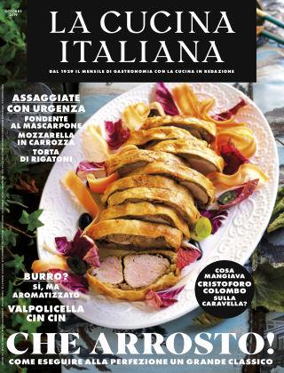 La Cucina Italiana 10 2019