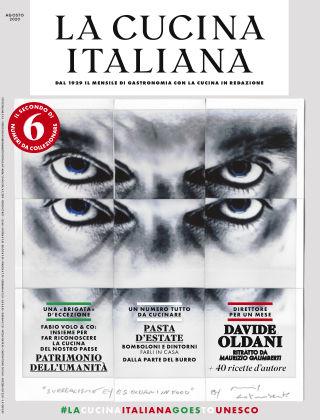 La Cucina Italiana 8 2020