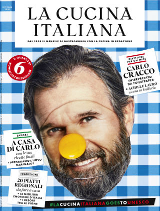 La Cucina Italiana 10 2020