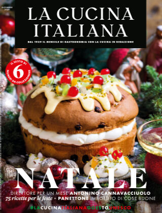 La Cucina Italiana 12 2020