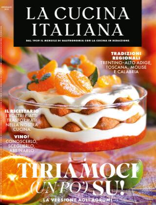 La Cucina Italiana 1 2020