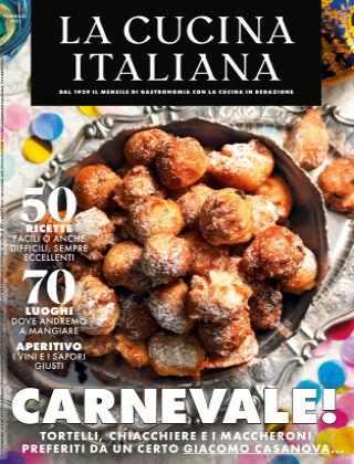 La Cucina Italiana 2 2021