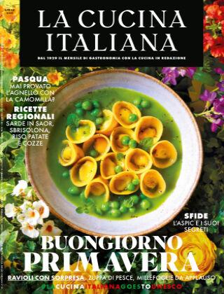 La Cucina Italiana 4 2021