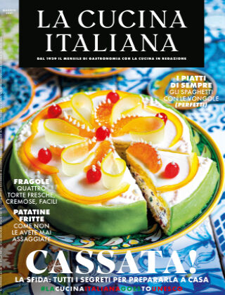 La Cucina Italiana 5 2021
