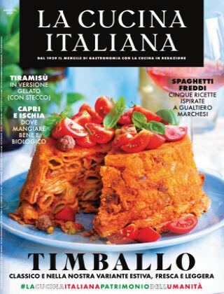 La Cucina Italiana 8 2021