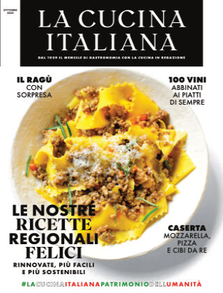 La Cucina Italiana 10 2021