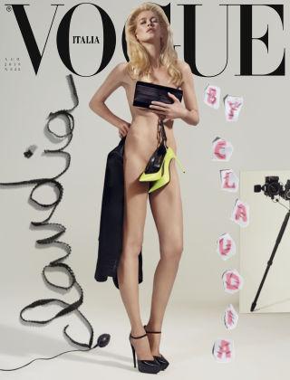 Vogue Italia 08 2019