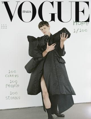 Vogue Italia 9 2020