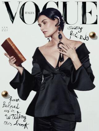 Vogue Italia 4 2021