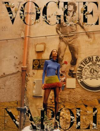 Vogue Italia 8 2021