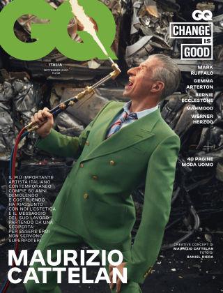 GQ Italia 9 2020