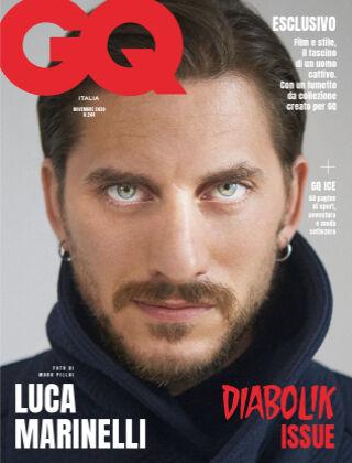 GQ Italia 11 2020