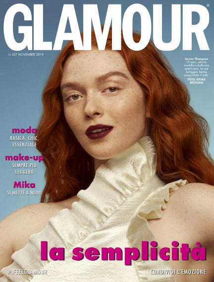Glamour Italia October 25, 2019 00:00