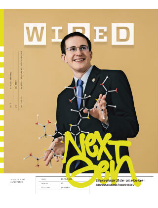 Wired Italia 12 2020