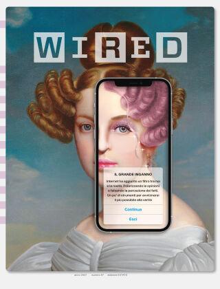 Wired Italia 6 2021