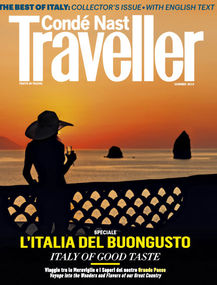 Condé Nast Traveller Italia May 22, 2019 00:00