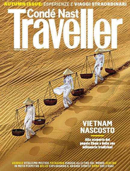 Condé Nast Traveller Italia October 10, 2019 00:00