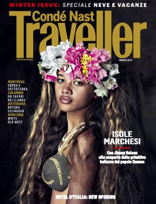 Condé Nast Traveller Italia 12 2019