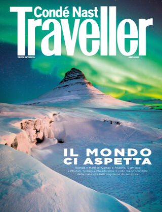 Condé Nast Traveller Italia Winter 2020